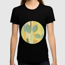 Leaves in color T-shirt