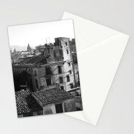 scorci palermo Stationery Cards