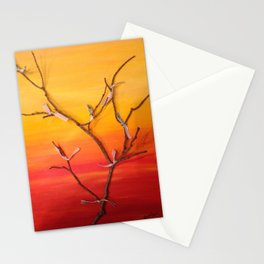 Marked by Fire; Soul Tree Stationery Cards