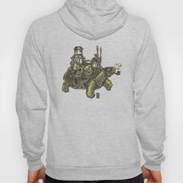 Steampunk Turtle Hoody
