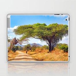 Way through Malawi Laptop & iPad Skin