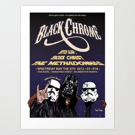 May the 4th be with you! Art Print