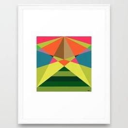 """Visuals in the Park #3"" Montana Gold Spray Paint on Birch Panel 14″ x 14″ x 1.5"" *Original Sold. Framed Art Print"
