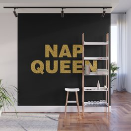 Nap Queen Wall Mural