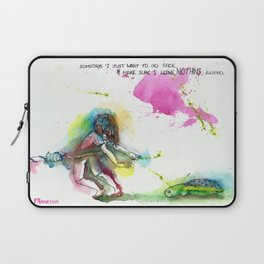 Going back Laptop Sleeve
