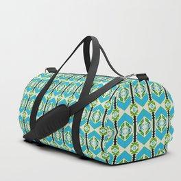Ceremonial Native American Duffle Bag