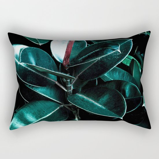In too deep Rectangular Pillow
