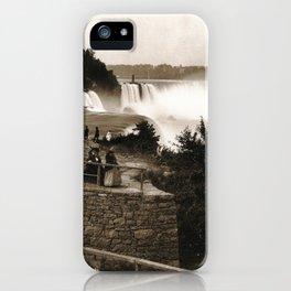 Prospect Point, Niagara iPhone Case