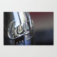 coke Canvas Prints featuring Coke by StanleyStudio