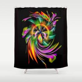 Rainbow Creations 2 Shower Curtain