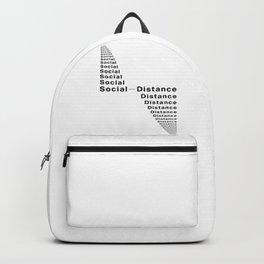 Social Distance Backpack