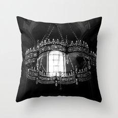 Divine Romance Throw Pillow