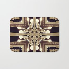 Urban Light Noir Bath Mat