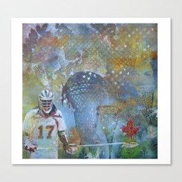 Ball Hawk 2 Canvas Print