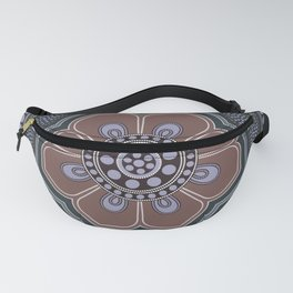 Mandala Creation, all points for one 9 Fanny Pack