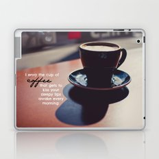 That Cup of Coffee Laptop & iPad Skin