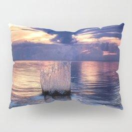 Sunset Splash Pillow Sham