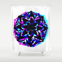 Cactus Art02_A1 Shower Curtain