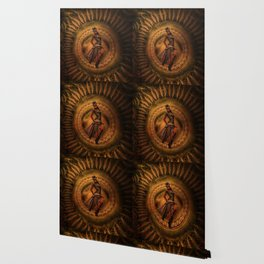 Fantasy Steampunk Lady Wallpaper