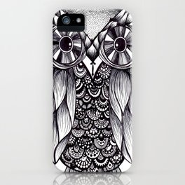 it's a hoot iPhone Case