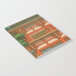 Kawase Yusui made Nara Kasuga Taisha Notebook