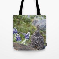 Willow Ptarmagin Tote Bag