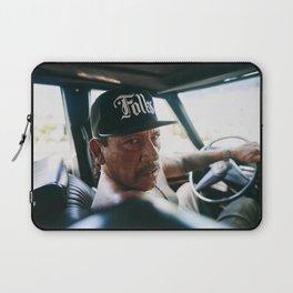 Danny Trejo Portrait Laptop Sleeve
