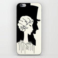 Deco Couple iPhone & iPod Skin