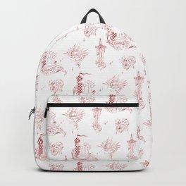 Gryffindor Toile Backpack
