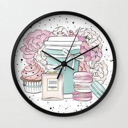 Sweet Life CC Wall Clock