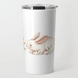 Blossom Bunny Travel Mug