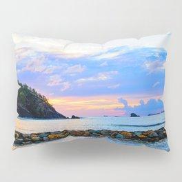 An Evening Glow Pillow Sham