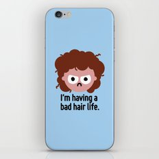 Shafted iPhone & iPod Skin
