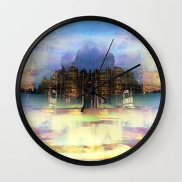 When you must insist upon functional common lighting fixtures. Wall Clock