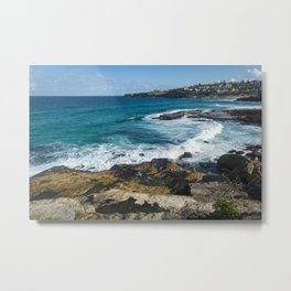 Mackenzies Point, Australia Metal Print