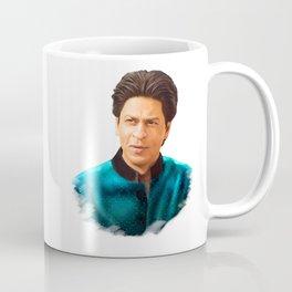 Shah Rukh Khan is a King of Bollywood, Digital Painting Kaffeebecher