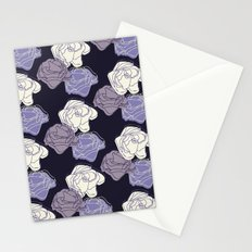 lavender roses Stationery Cards