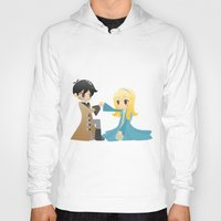 ouat Hoodies featuring OUAT - Captain Swan by Choco-Minto