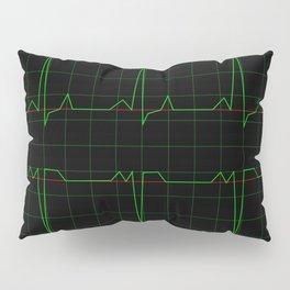 Normal Heart Rhythm Pillow Sham