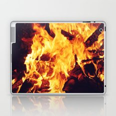 Let It Burn Laptop & iPad Skin