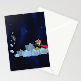 swimming Stationery Cards
