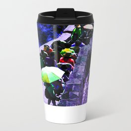 Great Wall Metal Travel Mug