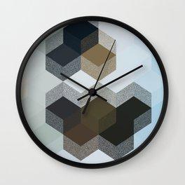HOUSE FLIES Wall Clock