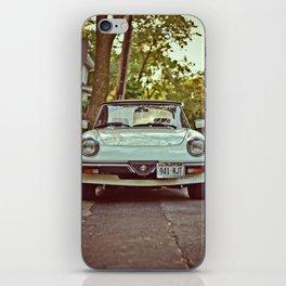 Alfa iPhone Skin