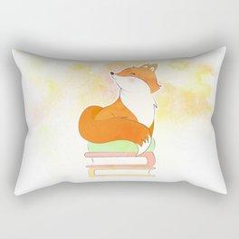 FOX READS Rectangular Pillow