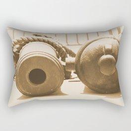 Cannons Rectangular Pillow