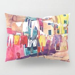 Laundry in Venice Pillow Sham
