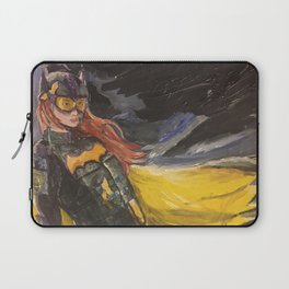 GCPD BATGIRL Laptop Sleeve