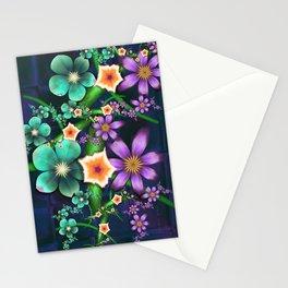 Flower Crop Stationery Cards