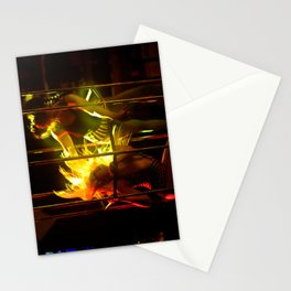 Sexy Cage Dancer Stationery Cards